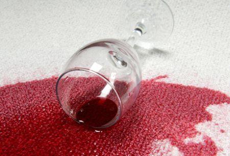 Come togliere le macchie di vino – Creando Idee