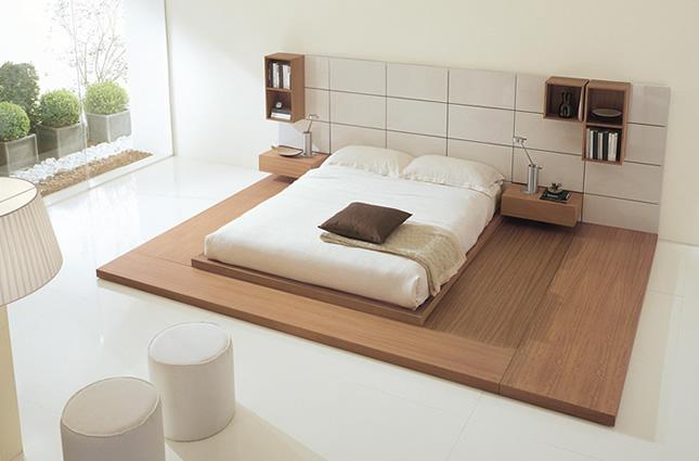 Camere Da Letto Stile Zen : La camera da letto giapponese